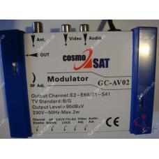 Модулятор GC-AV 02