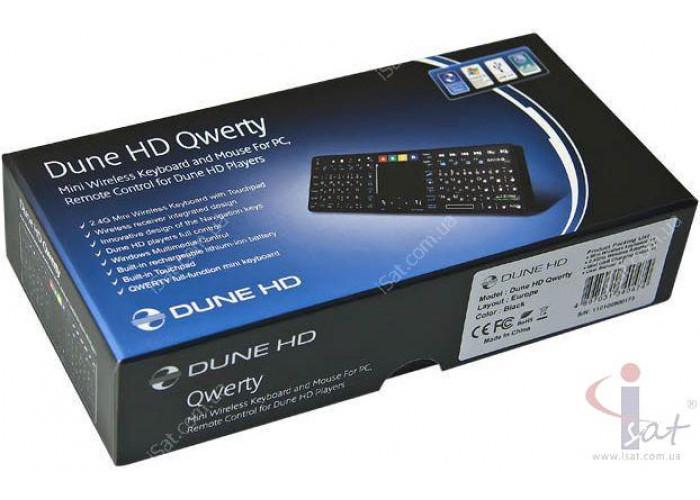 Беспроводная клавиатура Dune HD Qwerty