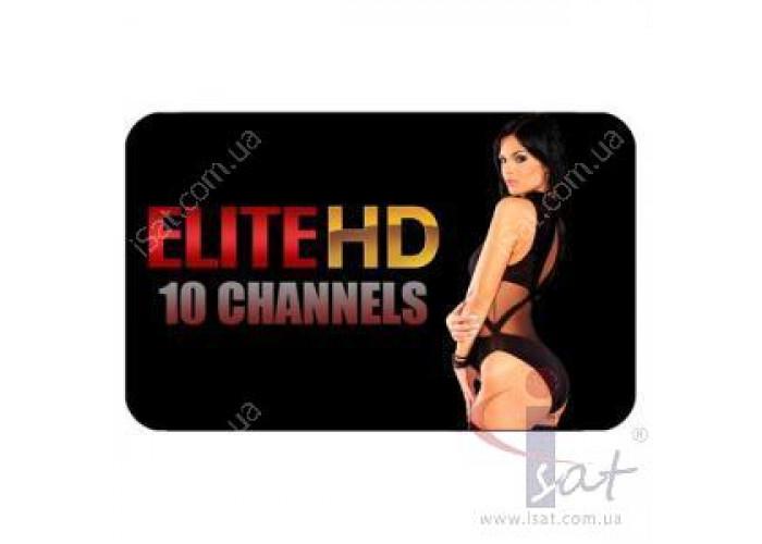 Карта доступа Elite HD 10+ 6 мес Viaccess