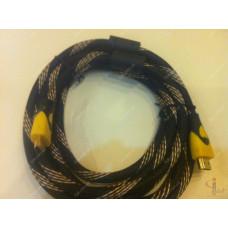 Шнур HDMI 1.4V с фильтром 3м