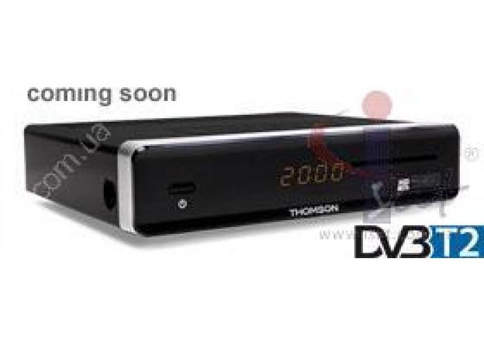 Эфирный цифровой ресивер Thomson ТНТ 702 HD DVB-T2