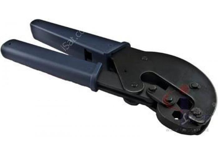 Клещи для обжима разъемов RG6 RG59