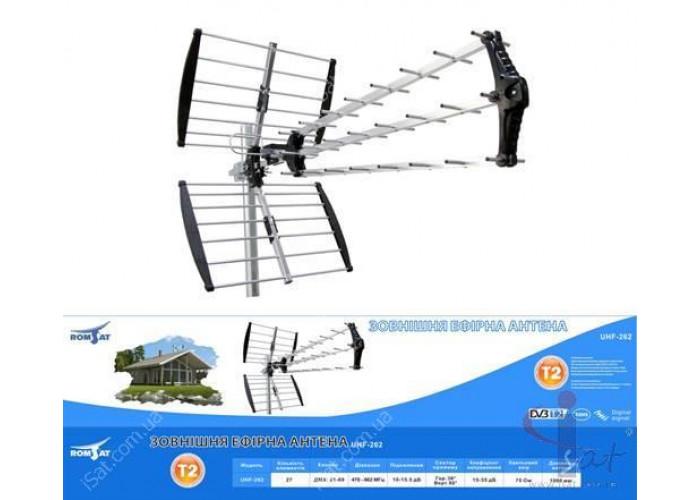 Aнтенна эфирная UHF-262