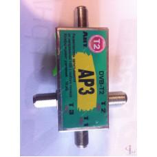 Усилитель разветвитель АР3 DVB-T2