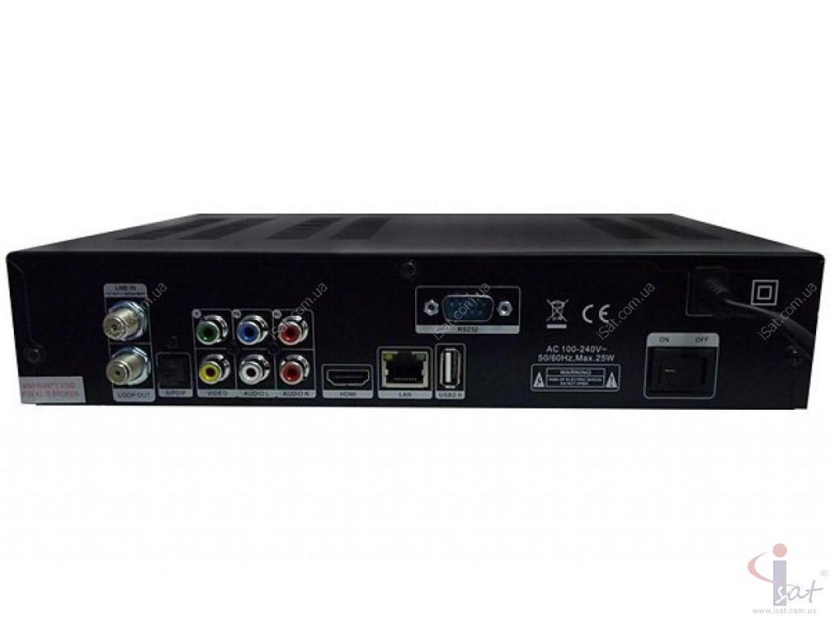 Спутниковый ресивер SkyPrime HD CI