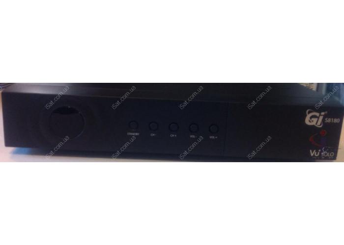 Спутниковый ресивер Gi S8180 Vu+ Solo HD