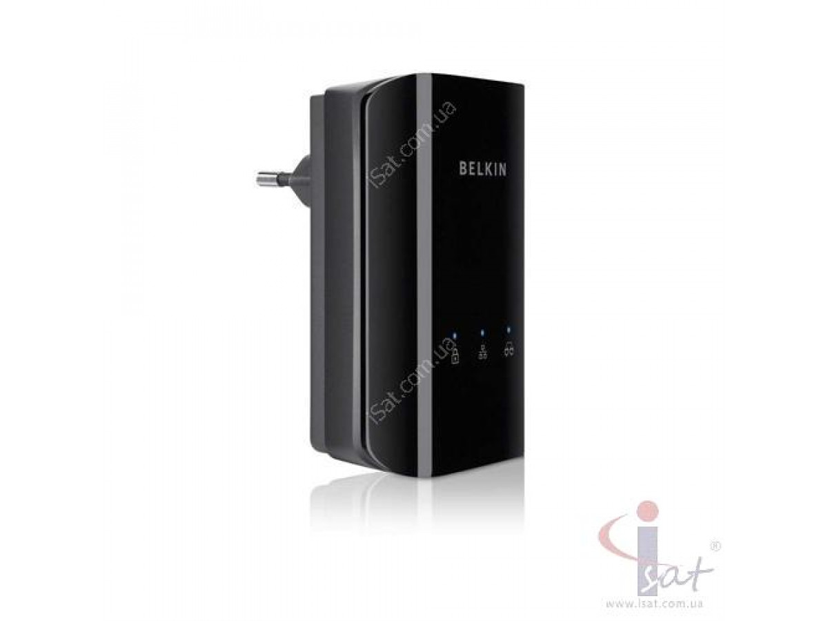 Адаптер Powerline Belkin HD500