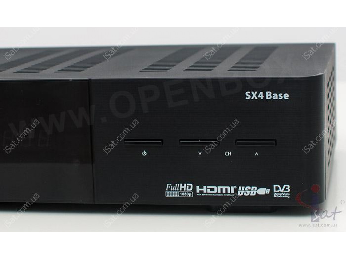 Спутниковый ресивер Openbox SX4 Base HD