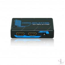 HDMI Splitter Amplifier1x4 Mini v1.4