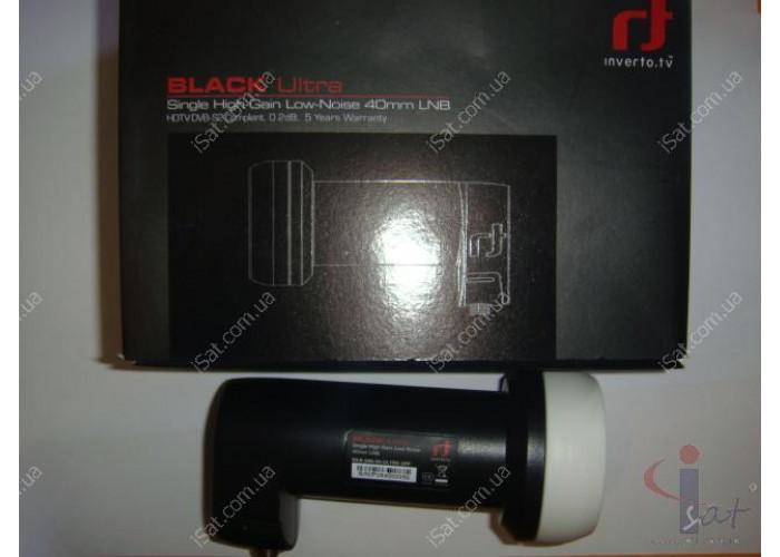 Конвертор Single Inverto ULTRA IDLB-SINL40 Black