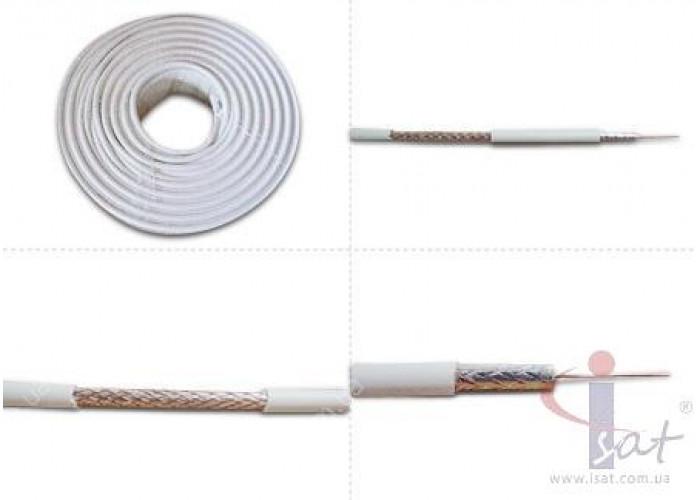 Кабель Sprint S690 (100м) белый