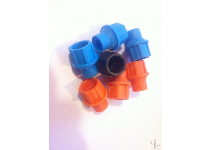 Разъем F CAP универсальный цветной
