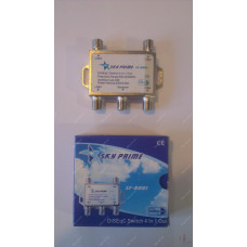 Коммутатор DiSEqC 4x1 Sky Prime SF-8001