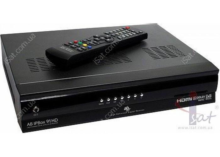 IPBox 91 HD