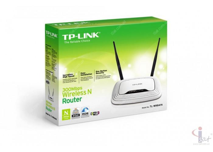 Маршрутизатор Wi-Fi TP-Link TL-WR841N