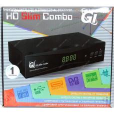 Спутниковый ресивер GI HD Slim Combo