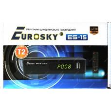 Eurosky ES-15 DVB-Т2