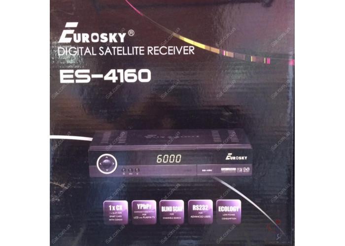 Спутниковый ресивер EuroSky ES-4160