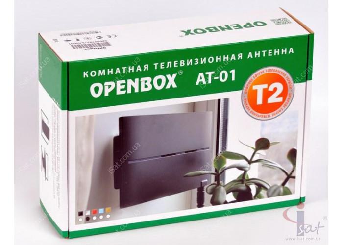 Антенна эфирная Openbox AT-01 комнатная