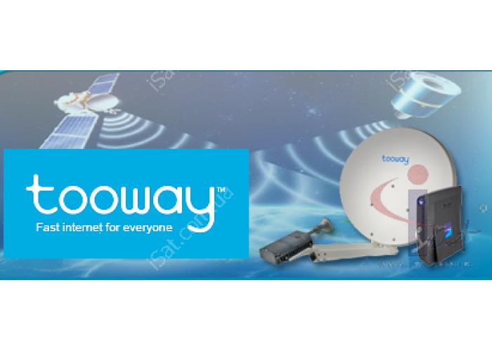 tooway спутниковый интернет