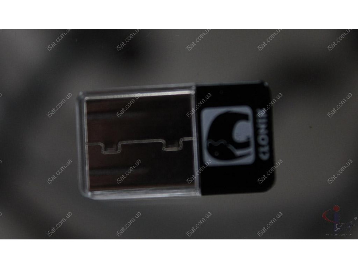 Беспроводной USB Wi-Fi адаптер Clonik 5370 Nano