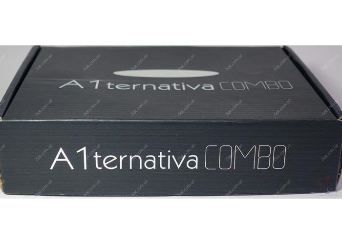 Спутниковый ресивер U2C A1ternativa COMBO