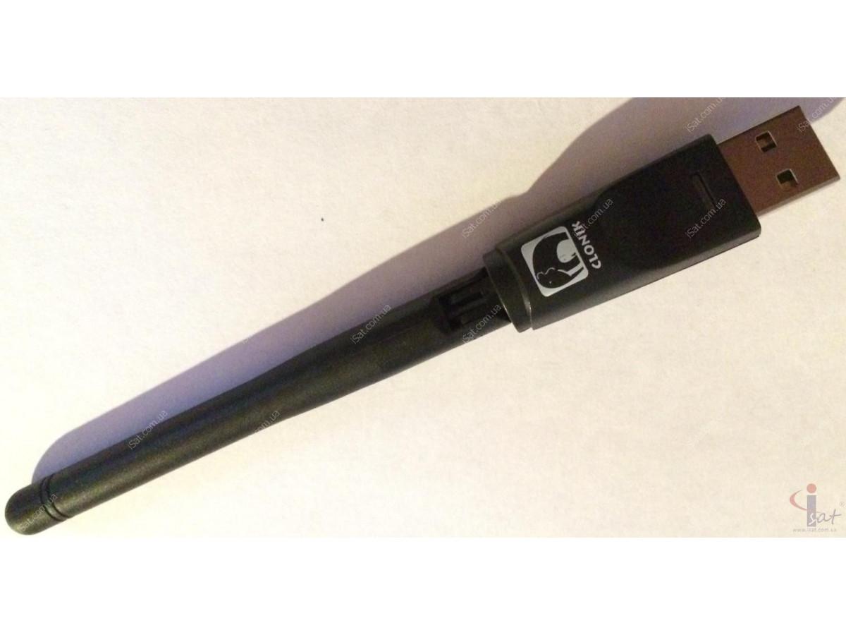 Беспроводной USB Wi-Fi адаптер Clonik 5370 OEM