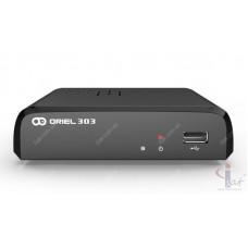 Эфирный цифровой ресивер Oriel 303 DVB-Т2