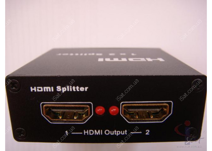 HDMI Splitter Amplifier1x2 Mini