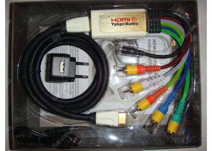 HDMI to Ypbpr Audio