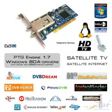 Prof Revolution DVB-S2 7301 PCI