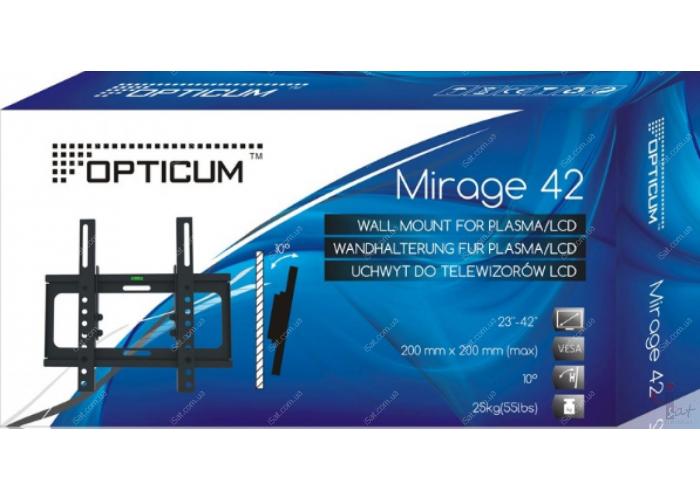 Крепление для телевизора Opticum AX MIRAGE 17-42