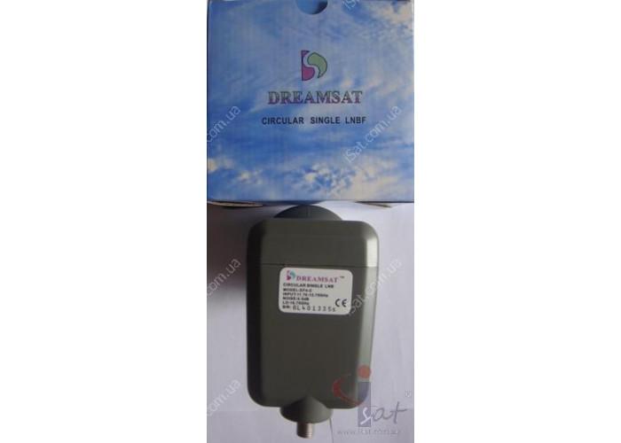 Конвертор Circular Single DREAMSAT EF 4C